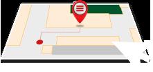 Karte UNICOMP Computer Gießen