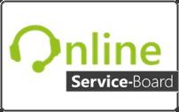 Computer Support via Service-Board